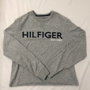 Cropped Tommy Hilfiger Long Sleeve